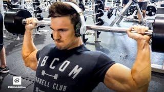 Complete Shoulder Routine w/ Commentary | Abel Albonetti