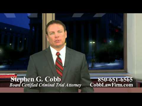Destin, Florida DUI defense lawyer explains local procedure