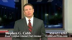 Destin, Florida DUI defense lawyer explains local procedure