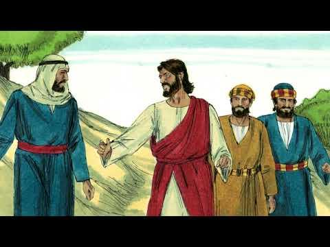Amuzgo de Guerrero Mateo 17 La transfiguración [amu]