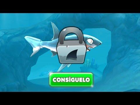 Hungry Shark World Desbloqueando al Tiburón Zorro