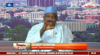 Security: There Is Inadequacy Of Personnel Due To Poor Funding - Garba Shehu Pt.2 |Sunrise Daily|
