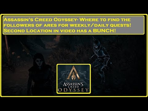 Assassin's Creed® Odyssey- Where to Find the Followers of Ares thumbnail