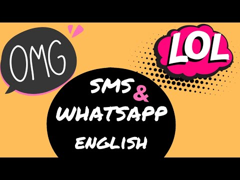 INTERNET SLANG, TEXTING ABBREVIATIONS & ACRONYMS