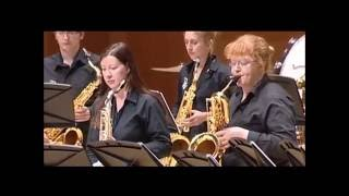 Big Red (excerpts) – National Saxophone Choir (Archive)