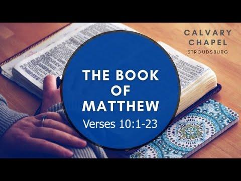 Matthew 10:1-23
