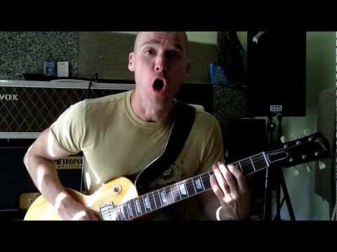 200 Greatest Rock Guitar Riffs - One Take!