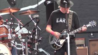 Neil Young & Crazy Horse - Love And Only Love (Mönchengladbach 2014)
