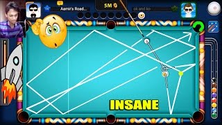 BEST SHOT EVER SEEN IN MIAMI BEACH ? 8 Ball Pool- Aamir