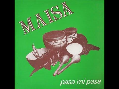 Maisa_Pasa Mi Pasa (12'', Maxi) 1984