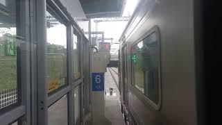 왕십리발 지하인천행 K6545 사리역 발차