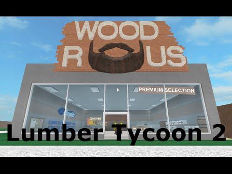Lumber Tycoon 2 Ep 5 Electric Wood!