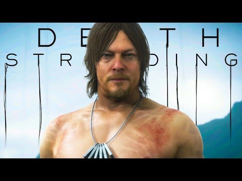 death-stranding---part-1-|-norman-reedus-and-his-amazing-fetus