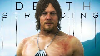 Death Stranding - Part 1 | Norman Reedus And His Amazing Fetus