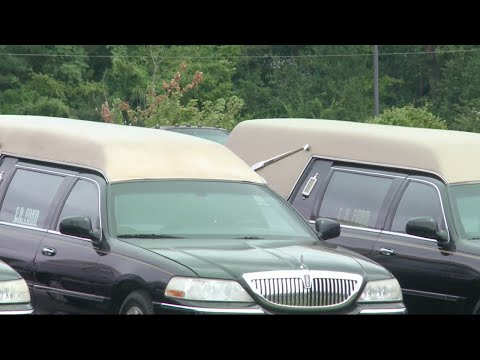 Funeral home scam warnings