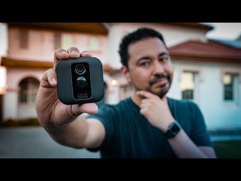 Amazon Blink XT2 Smart SECURITY CAMERA for Your Home!