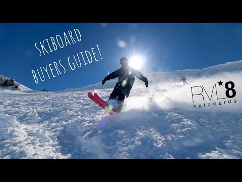 Ultimate Skiboard Guide!   RVL8 Skiboards