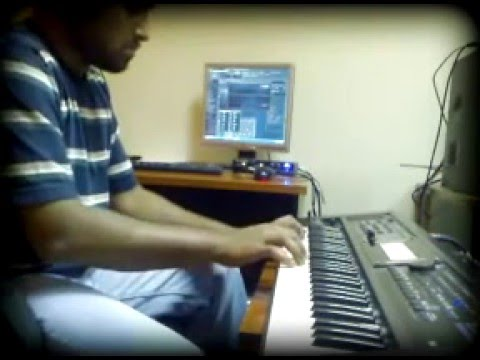 Malare Mounama (Piano Cover)