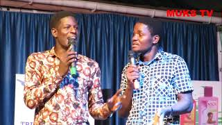 MAULANA AND REIGN FUNNIEST FULL COMEDY PERFOMANCE IN Funniest ugandan comedy 2019.Muks steven