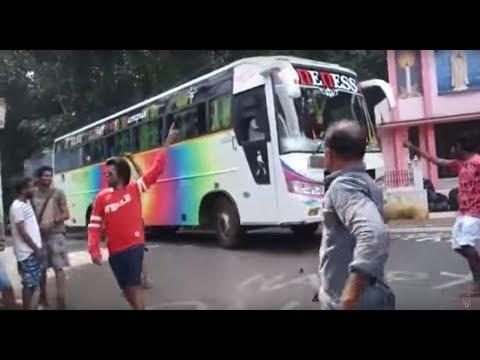 Oneness Travels - Mass Entry - Kerala Tourist Bus