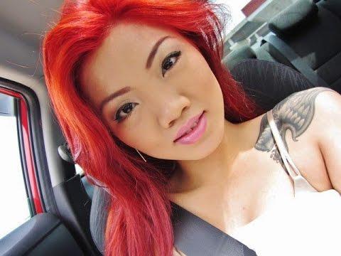 makeup red hair