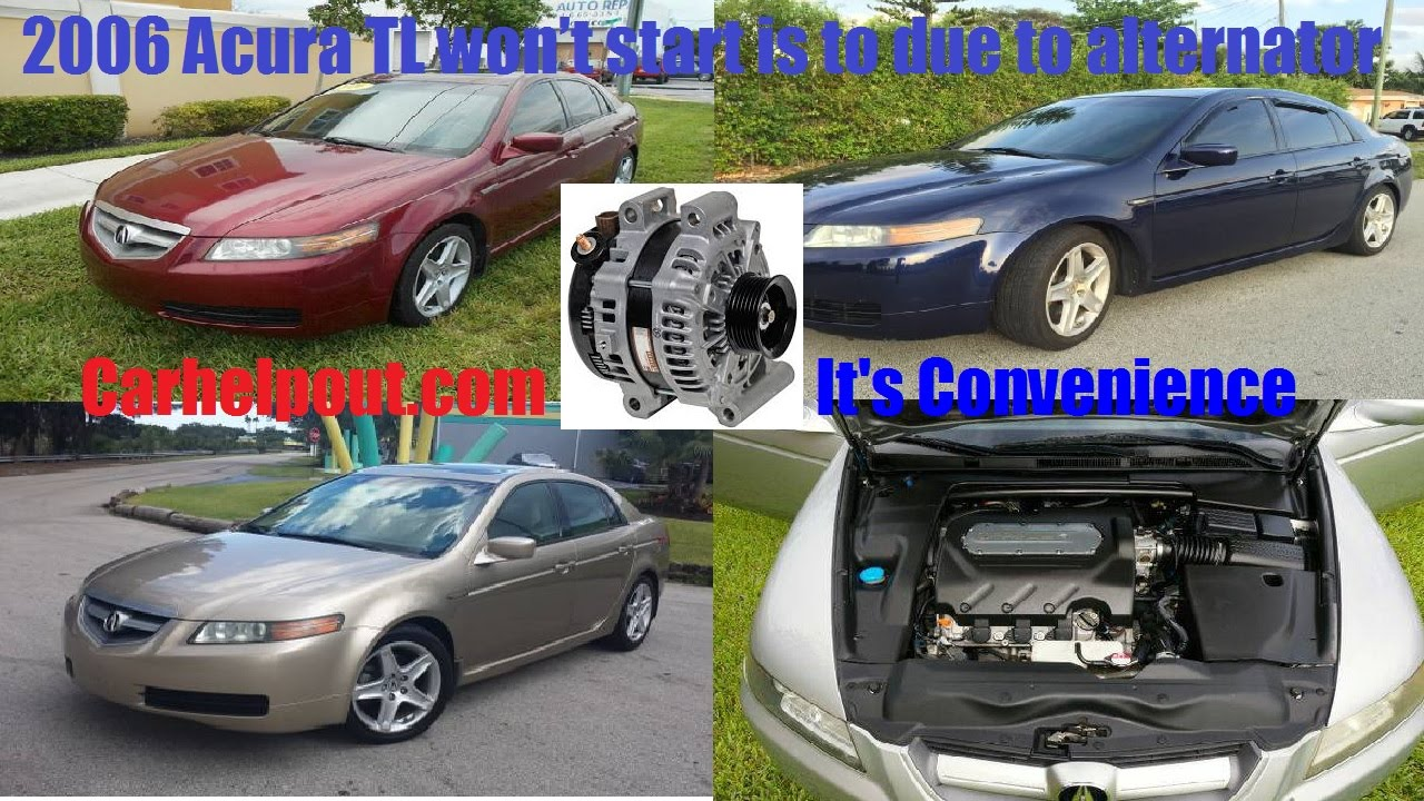 Mobile Mechanic Tips Of The Week Acura Tl Alternator - 2004 acura tl alternator