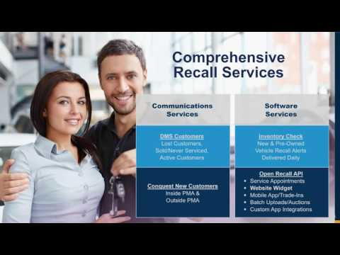 Rein In The Recall Revolution Presented By  Christopher Miller, CEO of Recall Maste