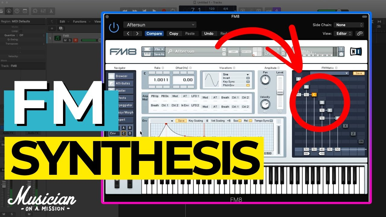 How FM Synthesis Works