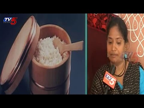 Rice Bucket Challenge | Manju Latha Face to Face with TV5 News