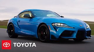 2021 Supra Overview | Toyota