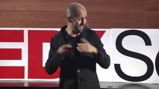 Haz que suceda: Isra Garcia at TEDxSevilla
