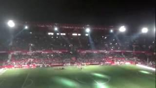 Sevilla FC - Atletico de Madrid - Himno del centenario LA LIGA 2018 [HD]