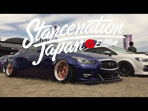 【SNJ】StanceNation Japan G Edition 2017 Osaka