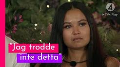 Patrik gör entré - se det känslosamma valet - Love Island Sverige