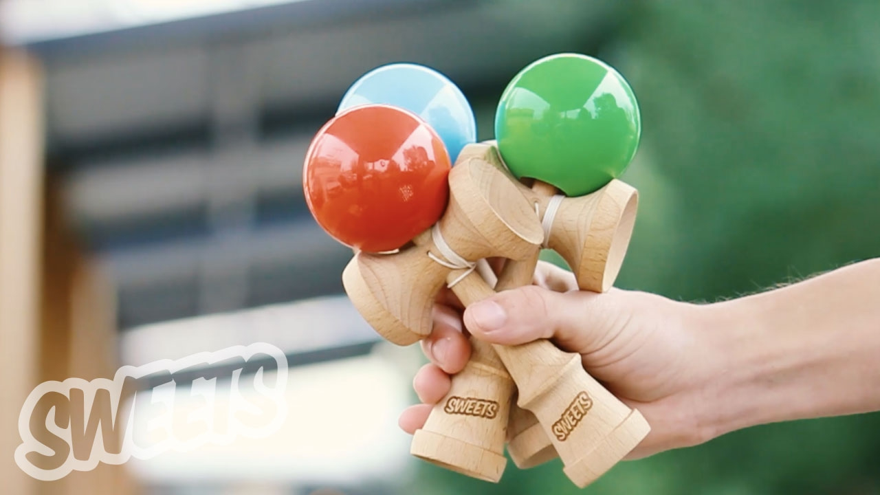 The Prime Kendama By Sweets Youtube