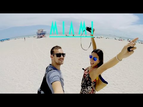 GoPro: Miami Beach Vacation | South Beach, Miami City, Everglades