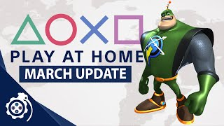 Free Game For All | Play at Home - March Update