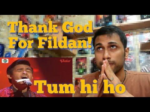 Fildan - Tum hi ho (Bau Bau) | Indian's Reaction