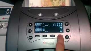 Счетчик банкнот Cassida Concepta UV/MG(, 2012-09-20T14:01:19.000Z)