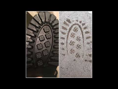 Boots recalled after customer discovers tiny swastikas on soles
