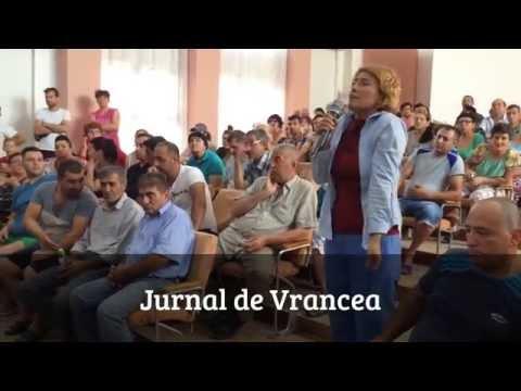 Jurnal de Vrancea: 200 de comercianti, cu jalba-n protap la Primarie