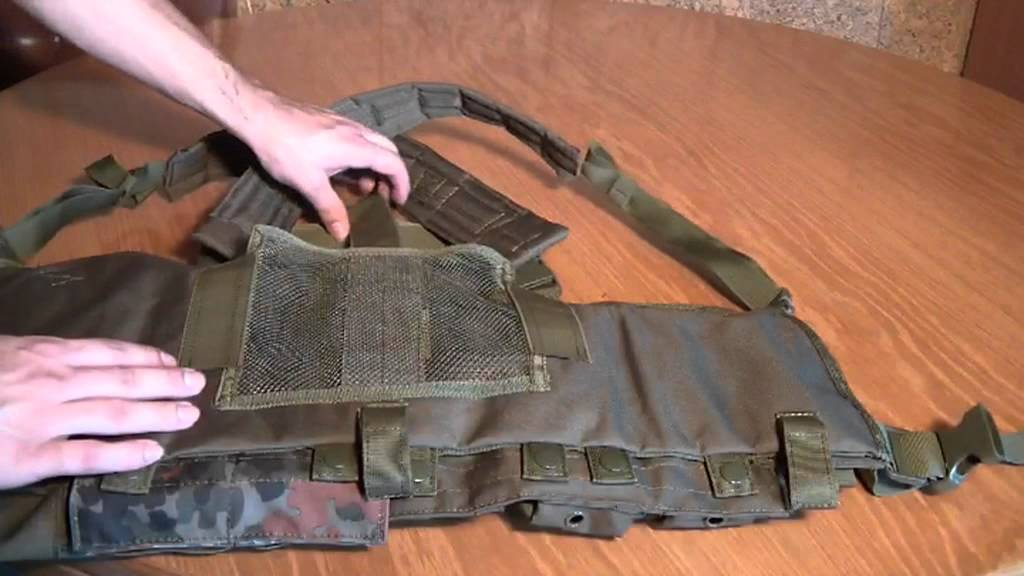 Commando recon chest harness youtube sciox Choice Image
