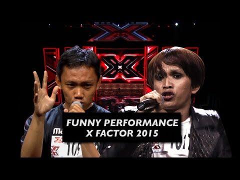 Funny Performances X Factor 2015