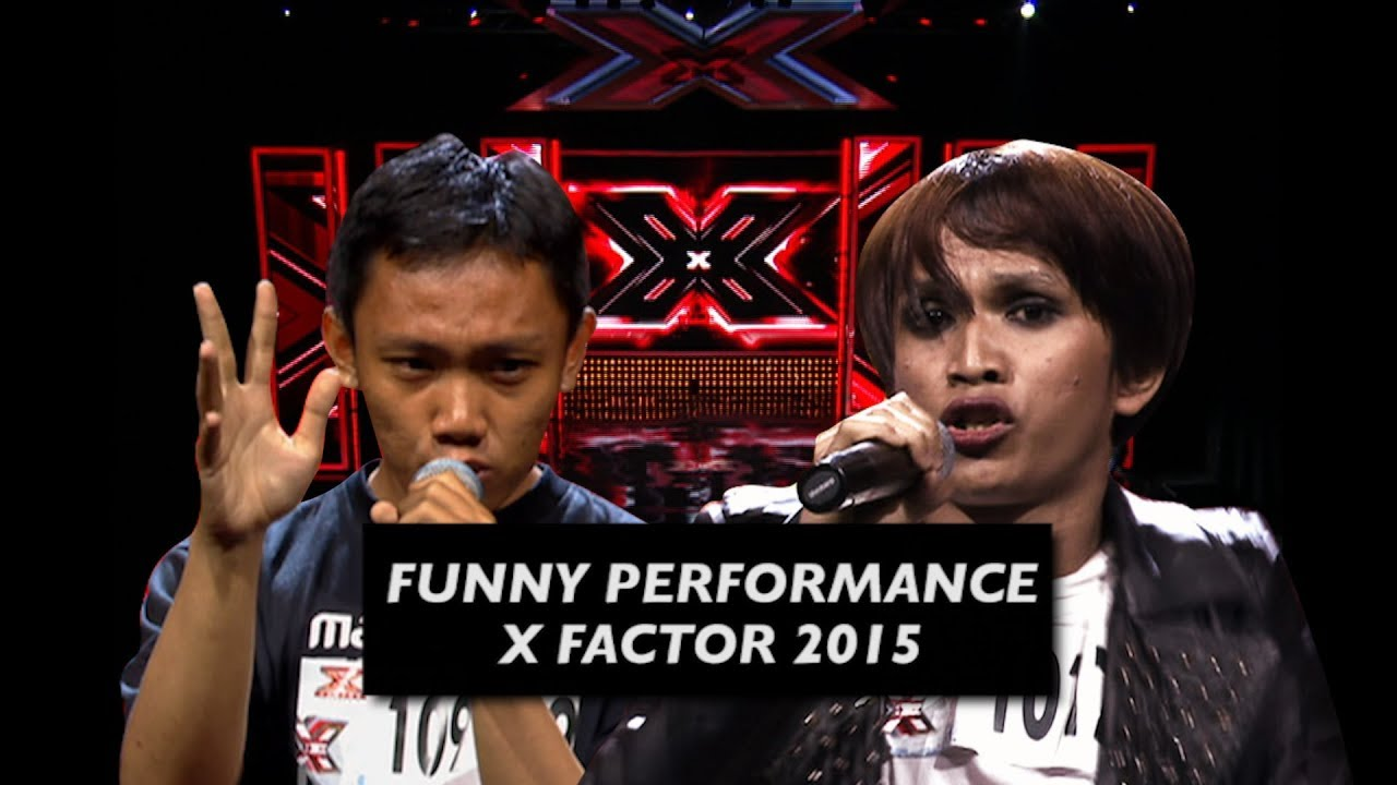 Funny Performances X Factor 2015