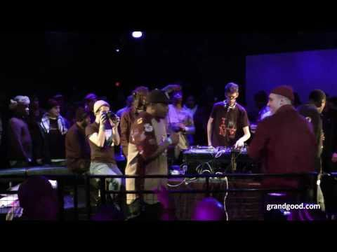 Artifacts - Wrong Side Of Da Tracks, Live @ Stretch & Bobbito's 20th Anniversary