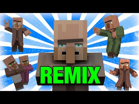 Minecraft Remix - Villager || Dadde™
