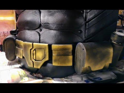 Batman cosplay Utility Belt build DIY