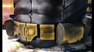 Batman cosplay Utility Belt build DIY