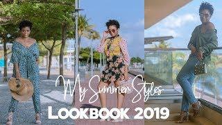 My Summer Style Lookbook