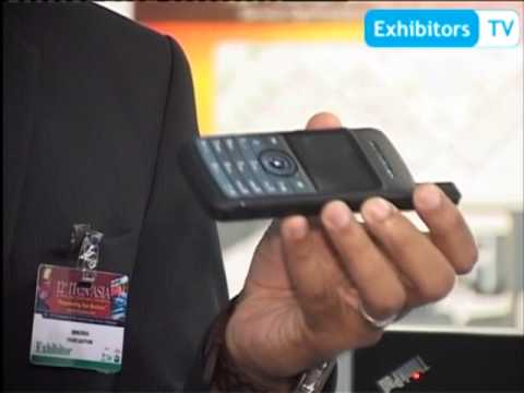 "Minerva FZ - UAE launched ""MotoTRBO SL 4000 series Radios"" & BlueSocket Virtual WLAN (Exhibitors TV)"
